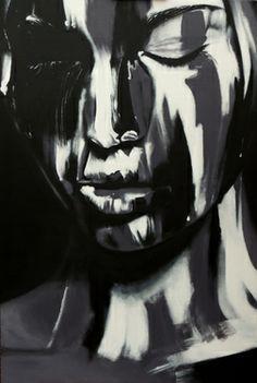 "Saatchi Art Artist David Scholes; Painting, ""Grace"" #art"