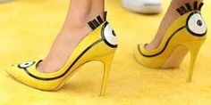 Image result for minion's high heels