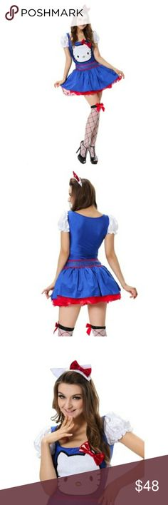 School Girl Costumes Best Halloween Costumes  Decor Sexy - hello kitty halloween decorations