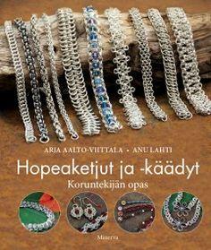 Hopeaketjut ja -käädyt (Arja Aalto-Viittala – Anu Lahti) Aries, Beaded Bracelets, Jewelry, Jewlery, Jewerly, Pearl Bracelets, Schmuck, Aries Zodiac, Jewels