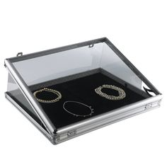 want it (maybe):  Black Velvet Display Pad for Aluminum Display Case