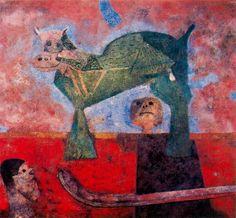 History of Art: Rufino Tamayo, http://www.ninaohmanarts.com/healing-arts.html