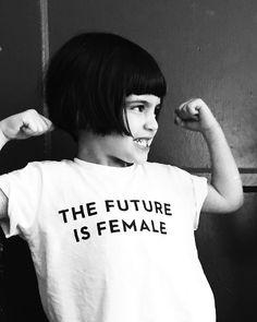 Girl's Gone Child: 18 Feministees for Humans