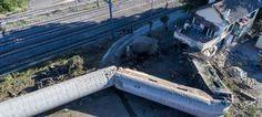 Πόρισμα: Η υψηλή ταχύτητα φταίει για το δυστύχημα με το τρένο στο Αδενδρο