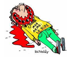 Charlie Hebdo : Banksy, Plantu, Zep... rendent hommage à leurs confrères - Linternaute.com Actualité                                                                                                                                                                                 Plus