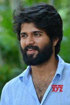 Vijay Deverakonda Stills From NOTA Movie Interview - Social News XYZ
