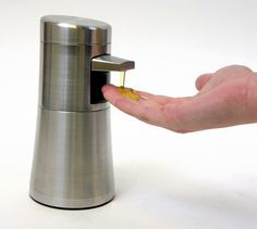 hands free soap dispenser - Google Search