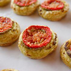 Tiny Tomato Tarts By Ree Drummond