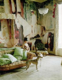 Blow Up Photos - Tim Walker