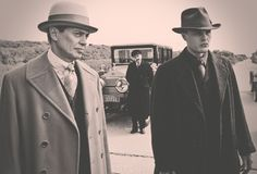 HBO's Boardwalk Empire Steve Buscemi as Enoch Thompson Michael Pitt as James Darmody