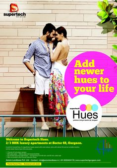 Supertech Hues Gurgaon 9250404176