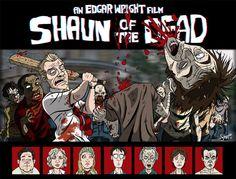 """Shaun of the Dead"""