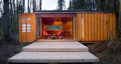 """Cargotecture for """"Hybrid Architecture Container Home"""""""