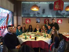 Chicago Office at Chinese New Year 2015