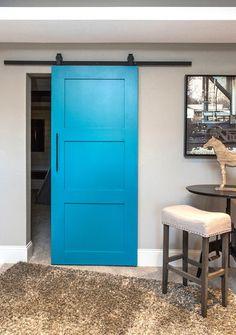 3 Panel Barn Door