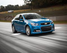 """2015 Chevrolet SS Review - We'd scarcely left the stopping spot before the Chevrolet SS had us saying, """"That is the stuff."""" Push in the grasp, lift off the"""