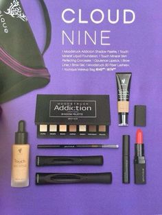 Cloud nine!! Youniques new bundle that includes all of the new products!! Available 9/1/15