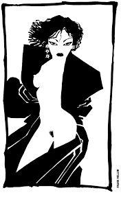Resultado de imagem para frank miller ilustrações