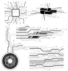 VECTOR DOWNLOAD (.ai, .psd) :: https://jquery.re/article-itmid-1005252587i.html ... Design Elements ...  abstract, black, circle, circuit, collection, design, electronics, illustration, isolated, modern, pattern, round, set, tech, technology, vector, wire  ... Vectors Graphics Design Illustration Isolated Vector Templates Textures Stock Business Realistic eCommerce Wordpress Infographics Element Print Webdesign ... DOWNLOAD :: https://jquery.re/article-itmid-1005252587i.html