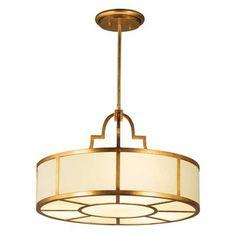 "Portobello Road Pendant   Fine Art Lamps at Lightology. comes in 24 and 36"" diam. $4221. Comes in silver finish w ivory"