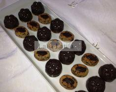Les secrets de cuisine par Lalla Latifa - Financier tigré au chocolat - Les secrets de cuisine par Lalla Latifa Latifa, Grolet, Macaron, Pudding, Make It Yourself, Cookies, Breakfast, Desserts, Pastries