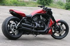 Thunderbike Redrod | Harley-Davidson Nightrod Special