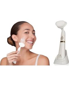 Lotus by Dr.K Lotus by Dr.K Dr K Sonic Facial Pore Cleanser Brush: Lotus from Groupon | ShopFitness