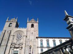 Catedral do Porto #Porto #Portugal