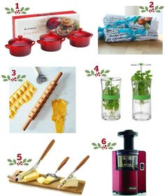 Gifts for Kitchen & Food Lovers @homelifeabroad.com #holidaygiftguide2014