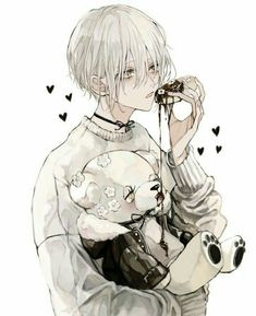 Online store anime merchandise: clothes, figurines, manga and much more. Come and choose for yourself something good and cool ! Dark Anime Guys, Cool Anime Guys, Cute Anime Boy, Anime Art Girl, Anime Oc, Kawaii Anime, Art Manga, Estilo Anime, Anime People