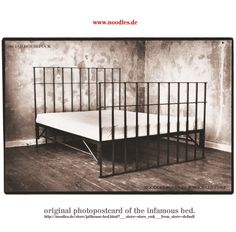 the worlds most exciting bed!