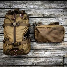 Hill People Gear Tarahumara Pack and Heavy Recon Kit Bag Camping Survival, Outdoor Survival, Survival Gear, Outdoor Gear, Tactical Bag, Tactical Survival, Camouflage, Get Home Bag, Chest Rig