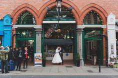 Unitarian Church, Stephen's Green & The Morrison Hotel. — Weddings By Kara Morrison Hotel, Dublin City, Tea Length Dresses, Fine Art Wedding Photography, Looking Stunning, Kara, Centre, Street View, Weddings