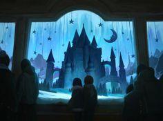 ArtStation - Winter window, Veikka Somerma