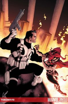 Browse the Marvel Comics issue Punisher Learn where to read it, and check out the comic's cover art, variants, writers, & more! Punisher Comic Book, Punisher Comics, Comic Book Heroes, Marvel Vs, Marvel Comics, Daredevil Series, Moon Knight, Action Poses, Ghost Rider