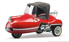 Microcars worth big bucks at museum auction - 1958 Rollera (12) - CNNMoney