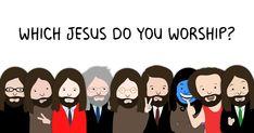Which Jesus do you worship? - Adam4d.com