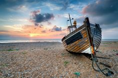 A Boat... by nkaanand. @go4fotos
