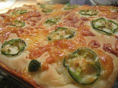 {Yummy} Recipe: Basic Focaccia, Plus 4 Variations « Don't Waste the Crumbs!Don't Waste the Crumbs!