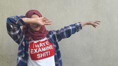 Need luck for exams Hijab Dpz, Fake Girls, Mode Hijab, Hijabs, Hijab Outfit, Muslim Women, Fashion 2020, Hijab Fashion, Closer