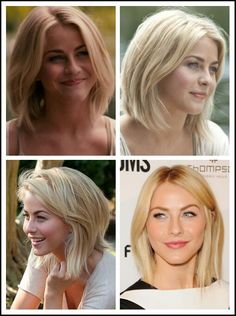 Julianne Hough (Safe Haven Hair) 360 pics. This is how I'd want my hair if it was blonde again!