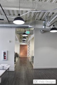 daly designs: Jane Office Project | Rustic Modern Design