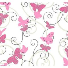 york-wallcoverings-bs5395-wallpaper-room-to-grow-butterfly-home-decor-white-soft-pink-bright-pink-silver-black_5713229.jpeg (450×450)