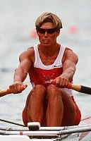 Silken Suzette Laumann, MSC (born November 14, 1964 in Mississauga, Ontario) is a Canadian champion rower.  Laumann was inducted into the Canadian Sports Hall of Fame in 1998 and was awarded the Thomas Keller Medal in 1999 for her outstanding international rowing career. Canadian Things, Thomas Keller, Sport Hall, Commonwealth Games, Rowing, World Championship, We The People