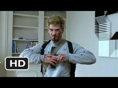 Bourne Identity - starring Matt Damon. Fight scene. One of the best fight scenes in a movie