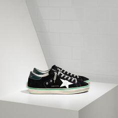 newest 9754e 83e89 222 Golden Goose Superstar Sneakers i Suede - Lær Stjerne - GGDB Superstar  outlet chico the online shop online