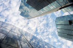 Reflection on office buildings #Image #Photography  | Kozzi Images | Royalty Free Stock Images for just $1