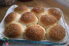 Pão de hamburger