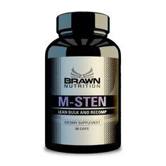 Brawn Nutrition - M-STEN - 60 Kapseln