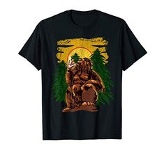 Graphic Sweaters, Graphic Shirts, Medical Humor, Funny Medical, Bigfoot Sasquatch, Weed Shop, Smoking Weed, Bongs, Funny Tees